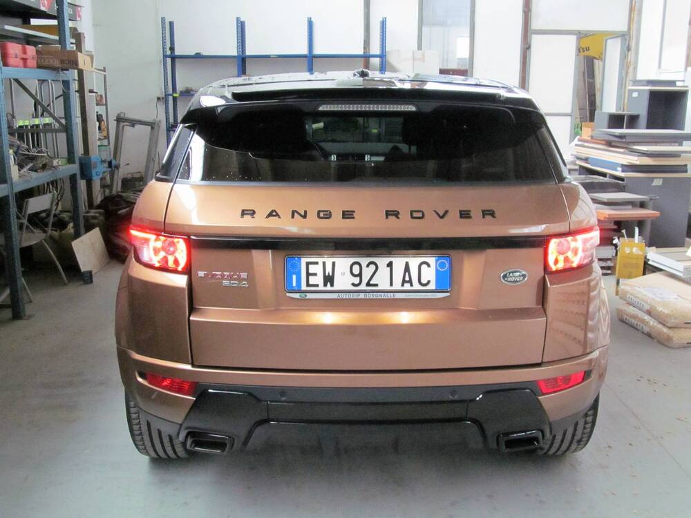 Land Rover Range Rover Evoque 2.2 SD4 5p. Dynamic Launch Edition del 2014 usata a Donnas (4)