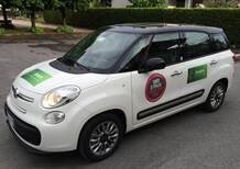 Europcar: 120 mezzi per il Giro d'Italia 2014