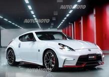 Nissan 370Z Nismo restyling: strizza l'occhio alla GT-R