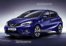 Nissan Pulsar: svelata la nuova segmento C nipponica