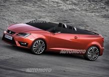 Seat Ibiza Cupster concept: le prime immagini