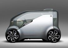 """Honda NeuV concept, l'auto che legge le emozioni"""""""