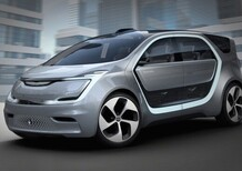 Chrysler Portal concept: l'elettrica a guida autonoma di FCA al CES