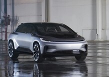 "Faraday Future FF 91, ecco come è fatta la ""anti Tesla"" [Video]"