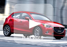 Nuova Mazda2: design Kodo e motore 1.5 Skyactiv-D sono le sue armi