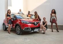 Renault Captur Project Runway. Ancora più stile e personalità per la crossover francese