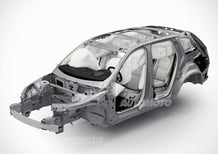 Nuova Volvo XC90: tecnologie per la sicurezza a cascata, con due anteprime mondiali