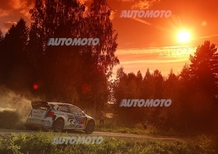 WRC 2014: le foto più belle del Rally di Finlandia