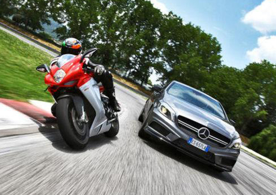 Mercedes-AMG e MV Agusta: anticipiamo i dettagli dell'accordo