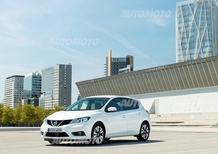 Nissan Pulsar: tutte le foto e le informazioni ufficiali