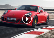 Porsche 911 GTS restyling passa al turbo [Video]