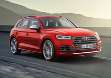Nuova Audi SQ5: al Salone di Detroit arriva il SUV sportivo [Video]