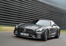 Mercedes-AMG GT C Coupé, esordio al Salone di Detroit 2017