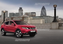 Nuovo Nissan Qashqai 360: un'edizione speciale attenta a dettagli e sicurezza