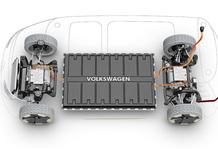 Volkswagen: a Shanghai una SUV concept elettrica per il 2020