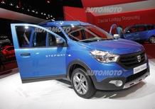 Dacia al Salone di Parigi 2014