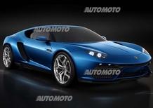 Lamborghini Asterion LPI 910-4: ecco la prima ibrida plug-in del Toro