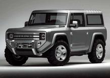 Ford, ritorna il SUV Bronco