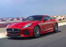 Jaguar F-Type, restyling per la sportiva britannica