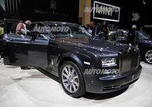Rolls-Royce al Salone di Parigi 2014