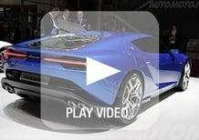 Lamborghini Asterion: il nuovo sistema ibrido in un video