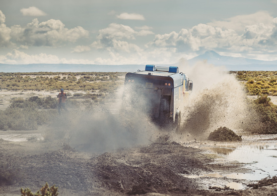 Dakar 2017: Operazione Riordino, Emergenza Infinita