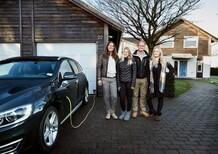 Volvo Drive Me: la prima auto a guida autonoma affidata a una famiglia
