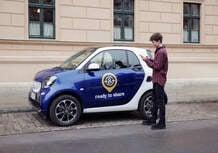 Smart ready to share, l'AirBnB dell'auto