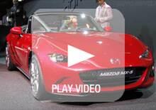 Guyton: «Una nuova sportiva Mazda con motore Wankel? E' bello sognare»