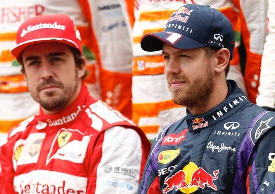 Pazza F1. Alonso e Vettel alla Ferrari, Honda a bocca asciutta?