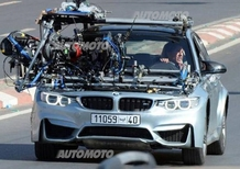 Mission Impossible 5: Tom Cruise fa strage di BMW M3