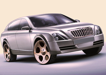 Mercedes-Maybach: il SUV di lusso si farà!