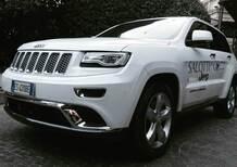 Jeep compagna fedele dei Salotti del Gusto anche nel 2014