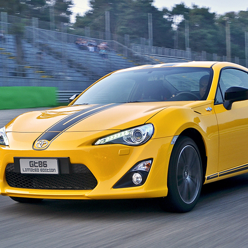 Toyota Utah: Toyota GT86 Limited Edition
