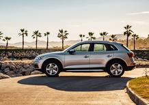 Audi Q5 2.0 TDI 150 CV, la nuova entry level