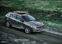Volvo V60 Cross Country: la svedese che ama fango e neve