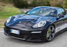 Porsche Panamera S E-Hybrid: 24 ore di gara per scoprire quanto consuma davvero