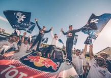 Peterhansel-Cottret (Peugeot) e Sam Sunderland (KTM) vincono la Dakar 2017!