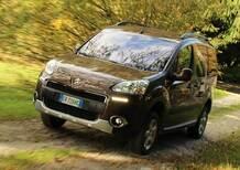 Peugeot Partner 4x4 Dangel