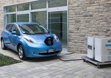 Mattucci: «Con Nissan Leaf il prezzo non è più una barriera per un'auto elettrica»