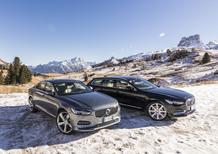 Volvo S90 e V90, il ritorno delle Svedesi | Guarda lo speciale multimediale