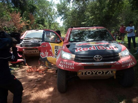 Dakar day11, Peterhansel e Sunderland a un passo dalla vittoria
