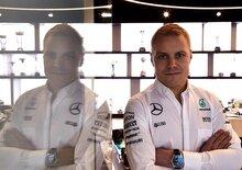 F1, Bottas alla Mercedes. Massa torna alla Williams