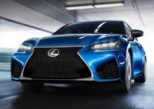 Lexus GS F: altro che turbo e downsizinig, largo al V8 aspirato!