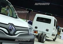 Renault all'attacco nei veicoli commerciali con una strategia a 360°