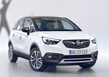 Nuova Opel Crossland X: debutto al Salone di Ginevra 2017 [Video]