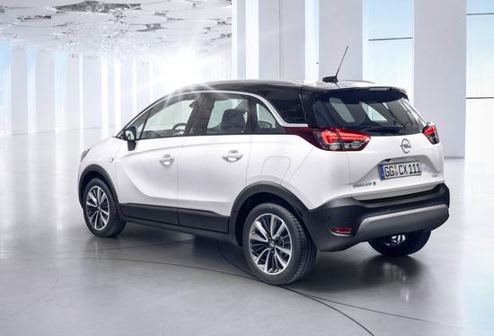 Opel Crossland X: svelato il nuovo crossover compatto
