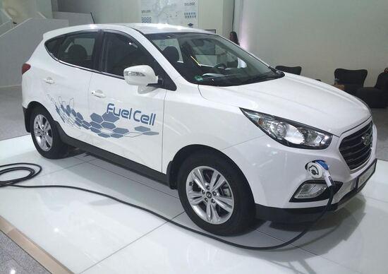 Mobilità sostenibile: nasce l'Hydrogen Council