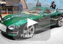 Bentley al Salone di Ginevra 2015