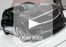 Cadillac al Salone di Ginevra 2015